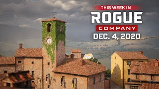 This Week in Rogue Company - December 4, 2020