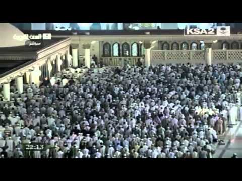 تراويح المسجد النبوي رمضان 1432هـ ليله 26 كامله