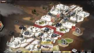 Panzer General Online - gameplay Losheimergraben 2/5 AXIS