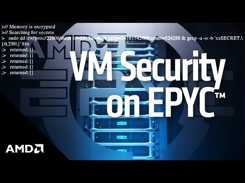 AMD EPYC™ 7002 Series Processors: Leadership Security for the Modern Data Center