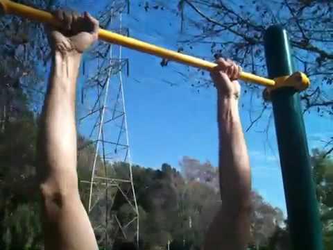 PULL UPS! Rhett vs. Link ! (LA Update 3)