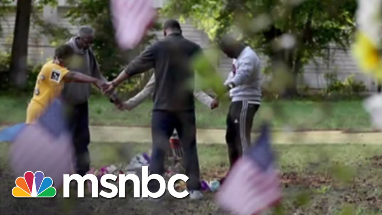 Cop in SC Shooting Describes Adrenaline Rush | msnbc thumbnail