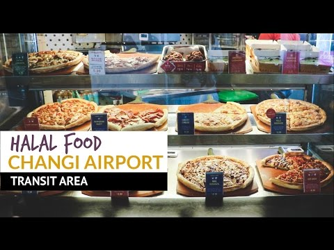 Top 8 Places to Find Halal Food at Changi Airport - Transit Areas