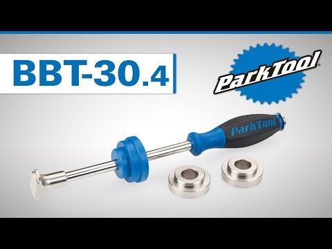 Park Tool Aftrækker til BB30 press-fit kranklejer video
