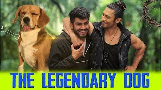 THE LEGENDARY DOG | JUNGLEE Feat - Vidyut Jammwal | Awanish Singh