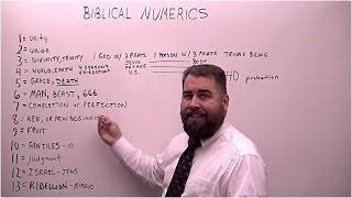 Bible Numerics