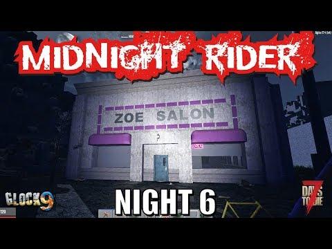7 Days To Die - Midnight Rider (Night 6)