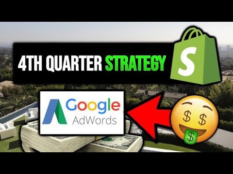 Make Money With My 2018 Q4 Shopify Dropshipping 6 Figure Strategy