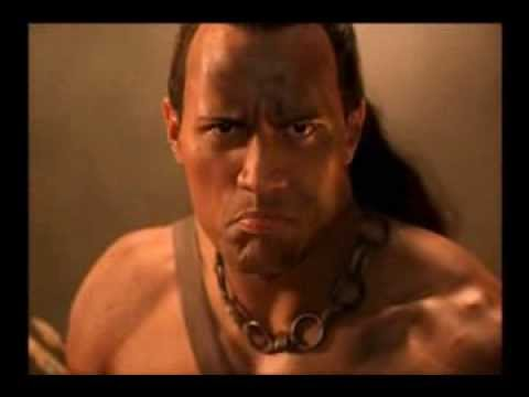 The Scorpion King Music Video by SweetKenny
