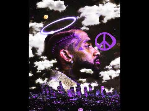 Nipsey Hussle - Hotel Suite (Chopped and Screwed) - NotoriousMbu