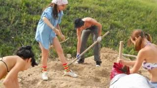 Дивногорье | Археологическая практика | Экспедиция - 2011