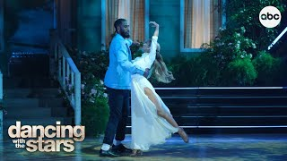 Iman Shumpert's Viennese Waltz – Dancing with the Stars