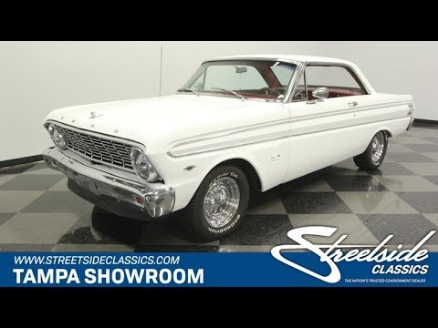 Video of Classic '64 Falcon Offered by Streetside Classics - Tampa - Q6M2