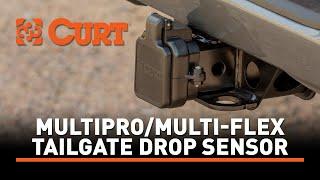 CURT: Multi-Flex/MultiPro Tailgate Sensor