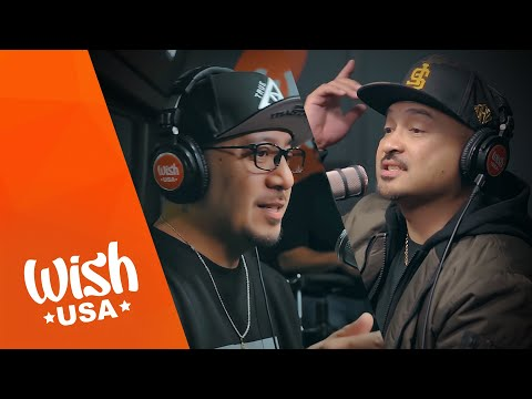 """Masta Plann performs """"The Way Of The Plann"""" LIVE on the Wish USA Bus"""
