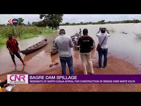 Savannah Region: North Gonja residents appeal for bridge over White Volta | Citi Newsroom