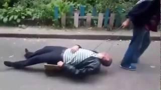 Приколы 2018 - Алкаши жгут!