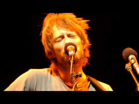 thom yorke - cambridge, 25.feb.2010 - give up the ghost
