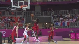 Basketball Women's Prel.Round Group A - USA v CZE Full Replay - London 2012 Olympic Games