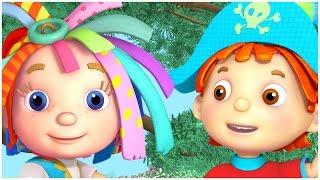 החיוך של רוזי   סרטי וידאו הכי טובים לילדים   חיפוש אוצר שודדי הים   כל מה שרוזי   !ערוץ הופ