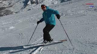 Section 8: Ski Tips - Javelin's For Short Turns - Advanced Skiing Lesson