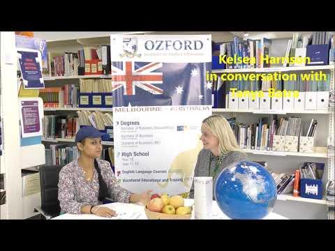 Kelsea Harrison in conversation with Tanya Batra