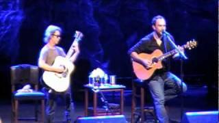 """Dave Matthews & Tim Reynolds """"I'll Back You Up"""" 7/6/10"""