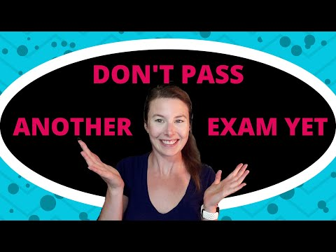 You passed your first Actuarial Exam. Now what? - YouTube