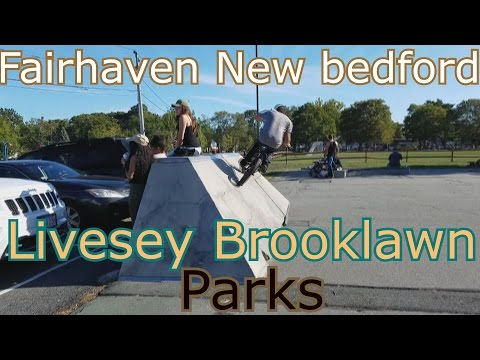 Random Adventures Episode 26: Livesey and Brooklawn SkateParks MA