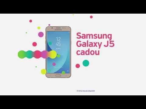 Samsung Galaxy J5 cadou, la conectare 5 servicii Moldtelecom. Unite numărul 1 în calitate Voce