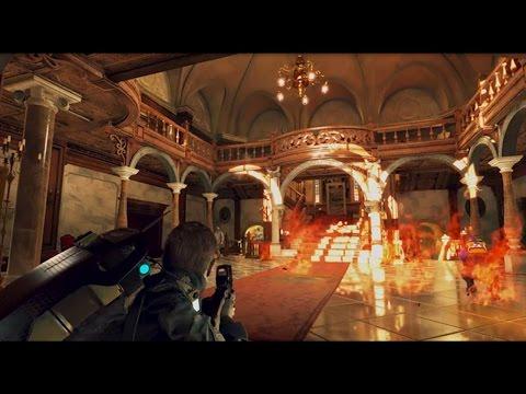 惡靈古堡對戰遊戲《惡靈古堡 保護傘軍團》宣傳預告公開!