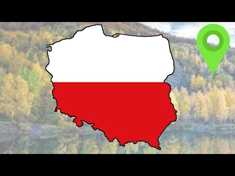 Poland & The Borders Which Constantly Change