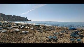 VR - 360° video, Benidorm 2018, Playa de Levante