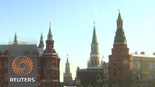 Kremlin says it has no compromising dossier on Trump