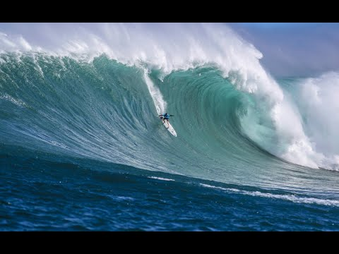 Grant Baker's Massive Wipeout at Jaws