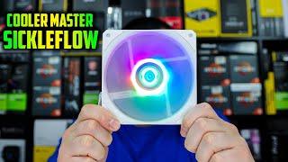 Cooler Master SickleFlow aRGB Fans Review   Airflow, Noise Test & RGB