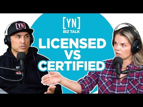 LICENSED Nail Tech vs CERTIFIED Nail Tech