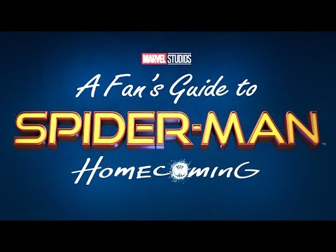Spider-Man: Homecoming (Behind the Scenes 'A Fan's Guide')