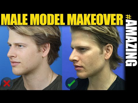 Male model makeover #10