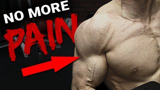 How to Build Big Shoulders (WITH A SHOULDER INJURY!!)   Kholo.pk