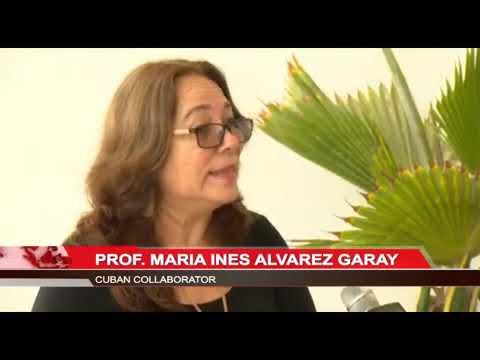 ENTREVISTA EXCLUSIVA A COLABORADORA CUBANA SOBRE DÍA DE LA CULTURA CUBANA