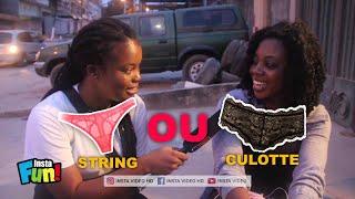 String ou Culotte que préférez vous ? #3