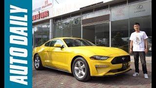 Ford Mustang 2018 thứ 2 về Việt Nam, giá hơn 2 tỷ đồng  AUTODAILY.VN 