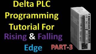 HOW USE NeGaTIVE EDGE AND POSiTiVE EDGE SIEMENS S7-300 PLC