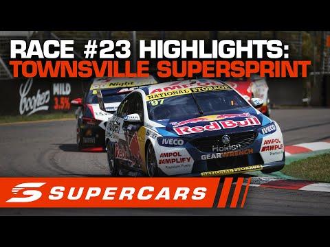 2020年 SUPERCARS Townsville #race23 決勝レースハイライト動画