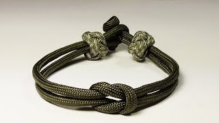 How You Can Make A Nautical Themed Reef Knot Sailors Bracelet