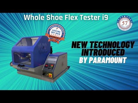 Whole Shoe Flex Tester I9 (Digital)
