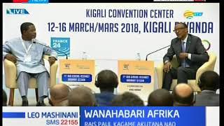 Kongamano ya Wanahabari wa Afrika lafanyika Rwanda