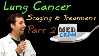 Lung Cancer Staging Explained Clearly by MedCram.com | Part 2