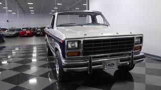 4302 CHA 1981 Ford F 100